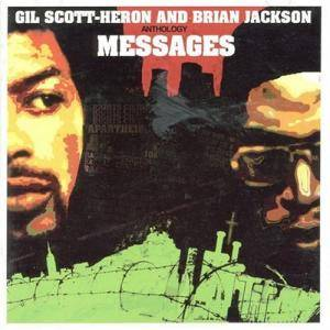 Cover - Gil Scott-Heron & Brian Jackson: Anthology - Messages