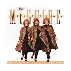 Cover - McGuire Sisters, The: McGuire Sisters' Greatest Hits, The