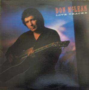 Cover - Don McLean: Love Tracks