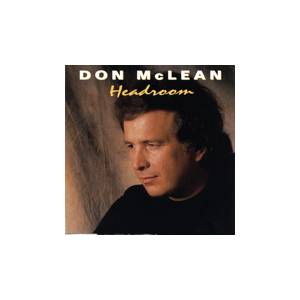 Cover - Don McLean: Headroom