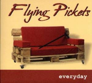 The Flying Pickets: Everyday - Cover
