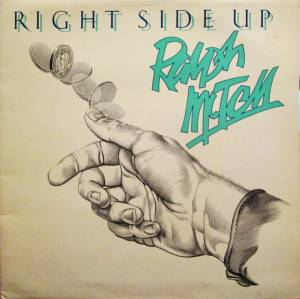 Cover - Ralph McTell: Right Side Up