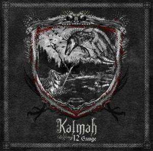 Kalmah: 12 Gauge - Cover