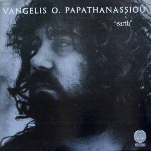 Vangelis: Earth - Cover