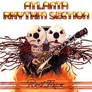 Atlanta Rhythm Section: Red Tape - Cover