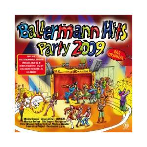 Cover - Guru Josh Project: Ballermann Hits Party 2009