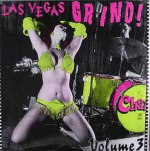 Las Vegas Grind! Volume Three - Cover