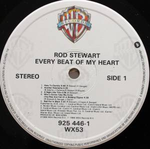 Rod Stewart: Every Beat Of My Heart (LP) - Bild 5