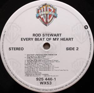 Rod Stewart: Every Beat Of My Heart (LP) - Bild 6