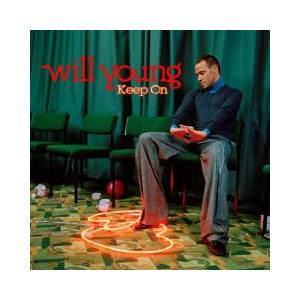 Cover - Will Young: Keep On