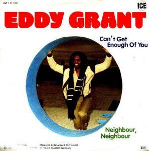 Eddy Grant: Can't Get Enough Of You - Cover
