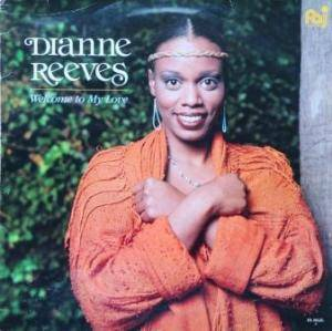 Cover - Dianne Reeves: Welcome To My Love