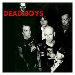 Cover - Dead Boys: All The Way Down (Poison Lady)