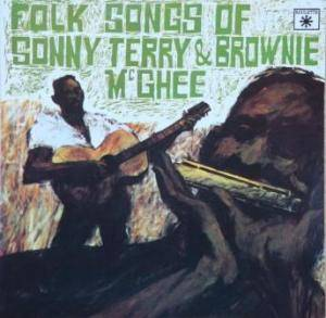 Sonny Terry & Brownie McGhee: In London - Cover