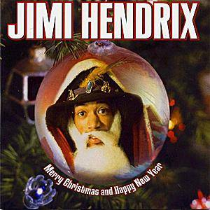 Jimi Hendrix: Merry Christmas And Happy New Year - Cover