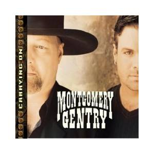 Cover - Montgomery Gentry: Carrying On