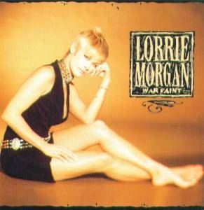 Cover - Lorrie Morgan: War Paint