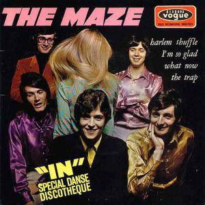 Cover - Maze, The: Maze, The