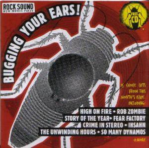 Rock Sound (UK) - Vol. 132 : Bugging Your Ears! - Cover