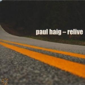 Paul Haig: Relive - Cover