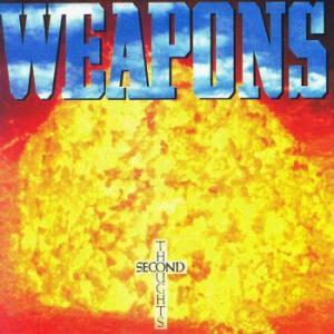 Weapons: Second Thoughts - Cover