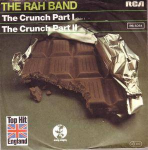 Cover - RAH Band: Crunch, The