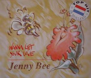 Cover - Jenny Bee: Wanna Get Your Love