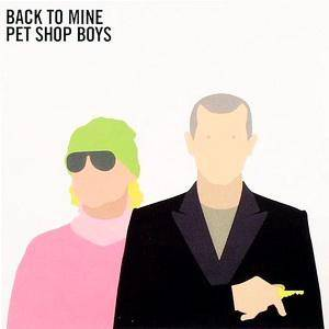 Cover - Mr. Flagio: Back To Mine - Pet Shop Boys
