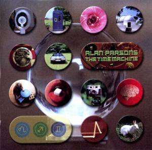 Alan Parsons: The Time Machine (CD) - Bild 1