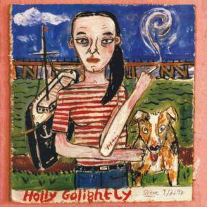 Cover - Holly Golightly: Painted On