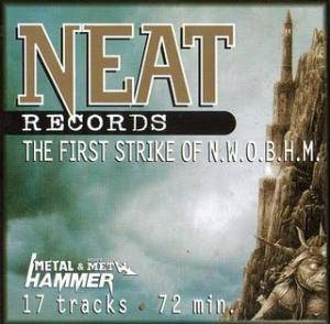 Cover - Aragorn: Neat Records - The First Strike Of N.W.O.B.H.M.