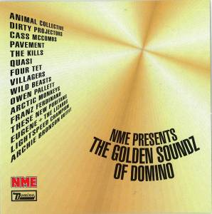 NME presents The Golden Soundz Of Domino - Cover