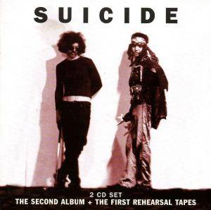 Cover - Suicide: Second Album The First Rehearsal Tapes, The