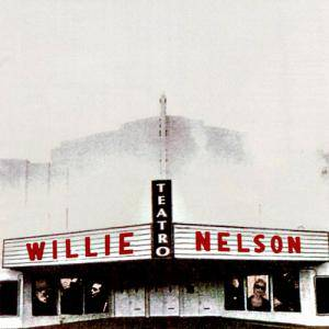 Willie Nelson: Teatro - Cover