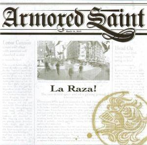 Armored Saint: La Raza (CD) - Bild 6