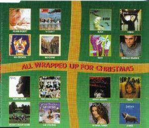 Cover - Michael Ball: All Wrapped Up For Christmas