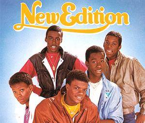 Cover - New Edition: New Edition