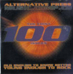 Cover - 60ft Dolls: AP.100.CD: The First 100 Issues