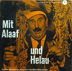 Cover - Willy Millowitsch: Mit Alaaf Und Helau