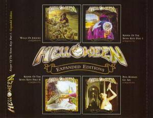 Helloween: Keeper Of The Seven Keys Part I (CD) - Bild 3