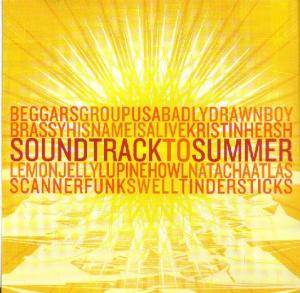 Beggars Group USA: Soundtrack To Summer - Cover