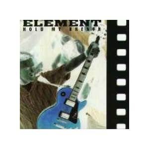 Cover - Element: Hold My Breath