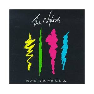 The Nylons: Rockapella - Cover