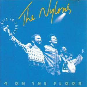 Cover - Nylons, The: 4 On The Floor