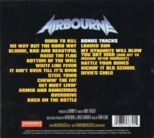 Airbourne: No Guts. No Glory. (CD) - Bild 2