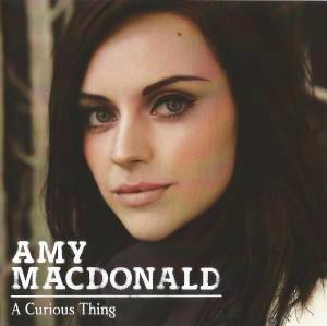 Amy Macdonald: A Curious Thing (CD) - Bild 1
