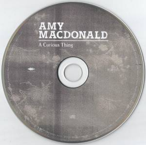 Amy Macdonald: A Curious Thing (CD) - Bild 5
