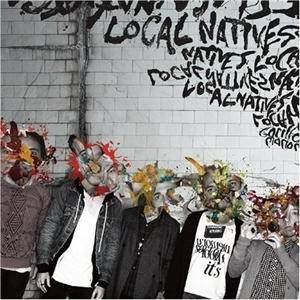Local Natives: Gorilla Manor - Cover