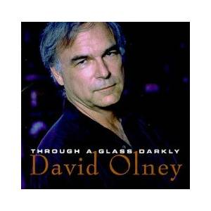 Cover - David Olney: Through A Glass Darkly