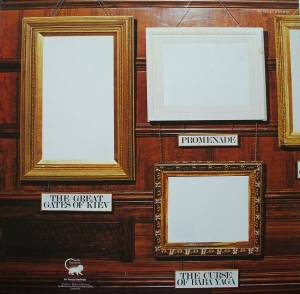 Emerson, Lake & Palmer: Pictures At An Exhibition (LP) - Bild 4